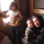Bhutan Mother and Child