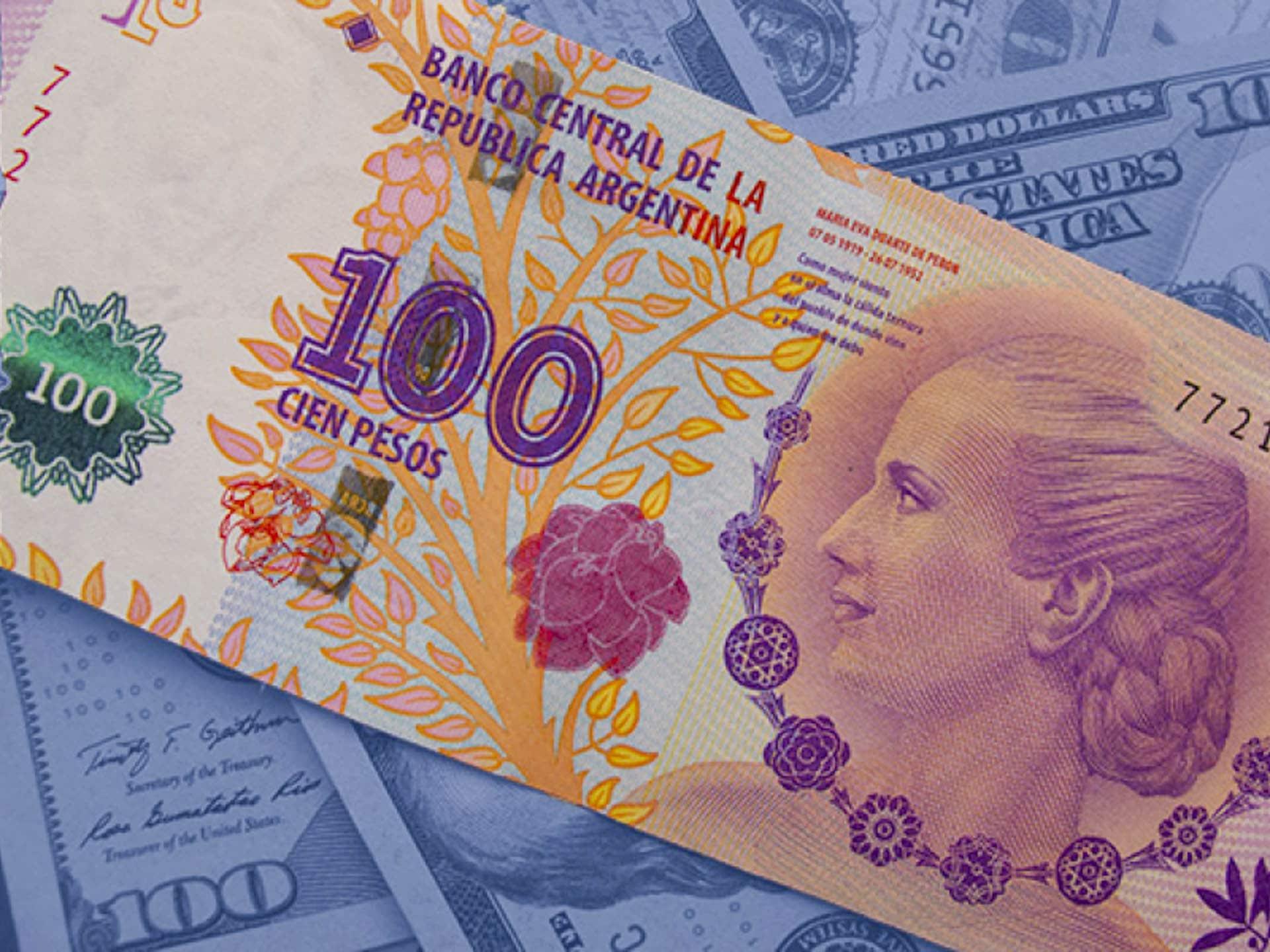 Peso to USD